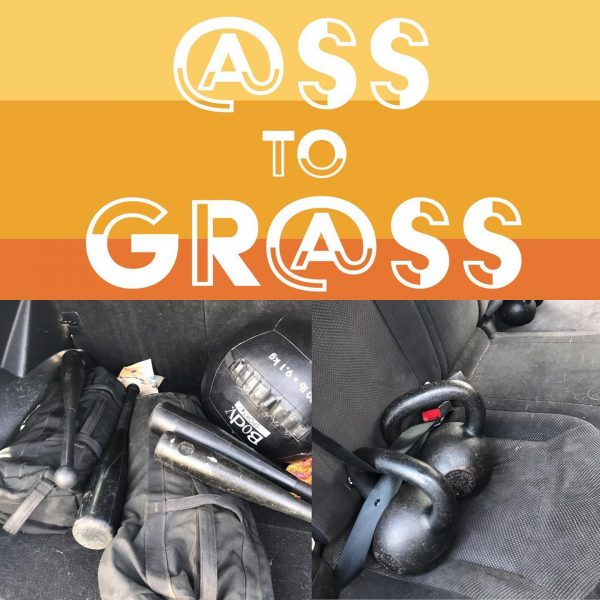 Ass to Grass outdoor bootcamp in Bend Oregon