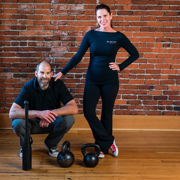 Personal training in Bend Oregon